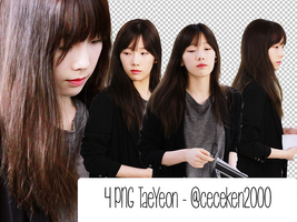 PACK PNG #36: Taeyeon by CeCeKen2000