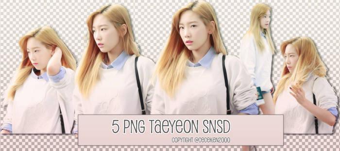 [PACK PNG] TAEYEON (SNSD) #59