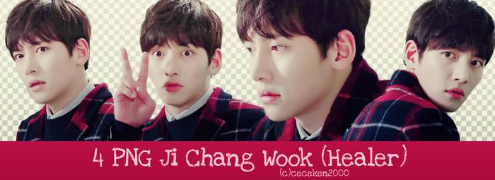 [SPECIAL PACK] Ji Chang Wook (Healer)