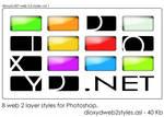 dioxyd.NET web 2 styles vol 1