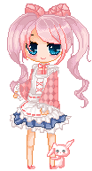{ Pixel Doll for Millisa252 } by ATEL1ER