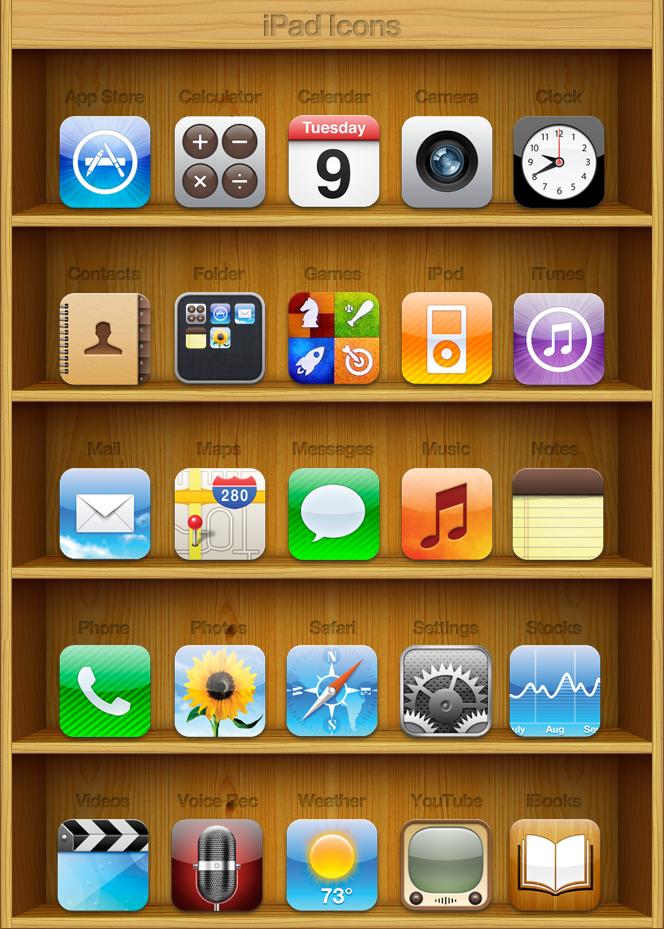 Как сделать иконки для телефона 154