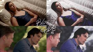 PSD Coloring #5 - The Vampire Diaries