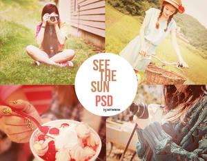 +See The Sun PSD