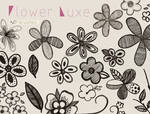 Flower Luxe - Brushes