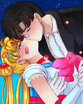 Sailor Moon Kiss