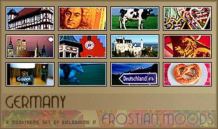 Germany Mood Theme by Girlboheme