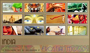 India Mood theme by Girlboheme