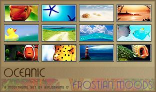 Oceanic Moodtheme by Girlboheme