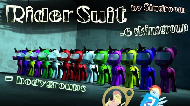 [DL] Rider Suit