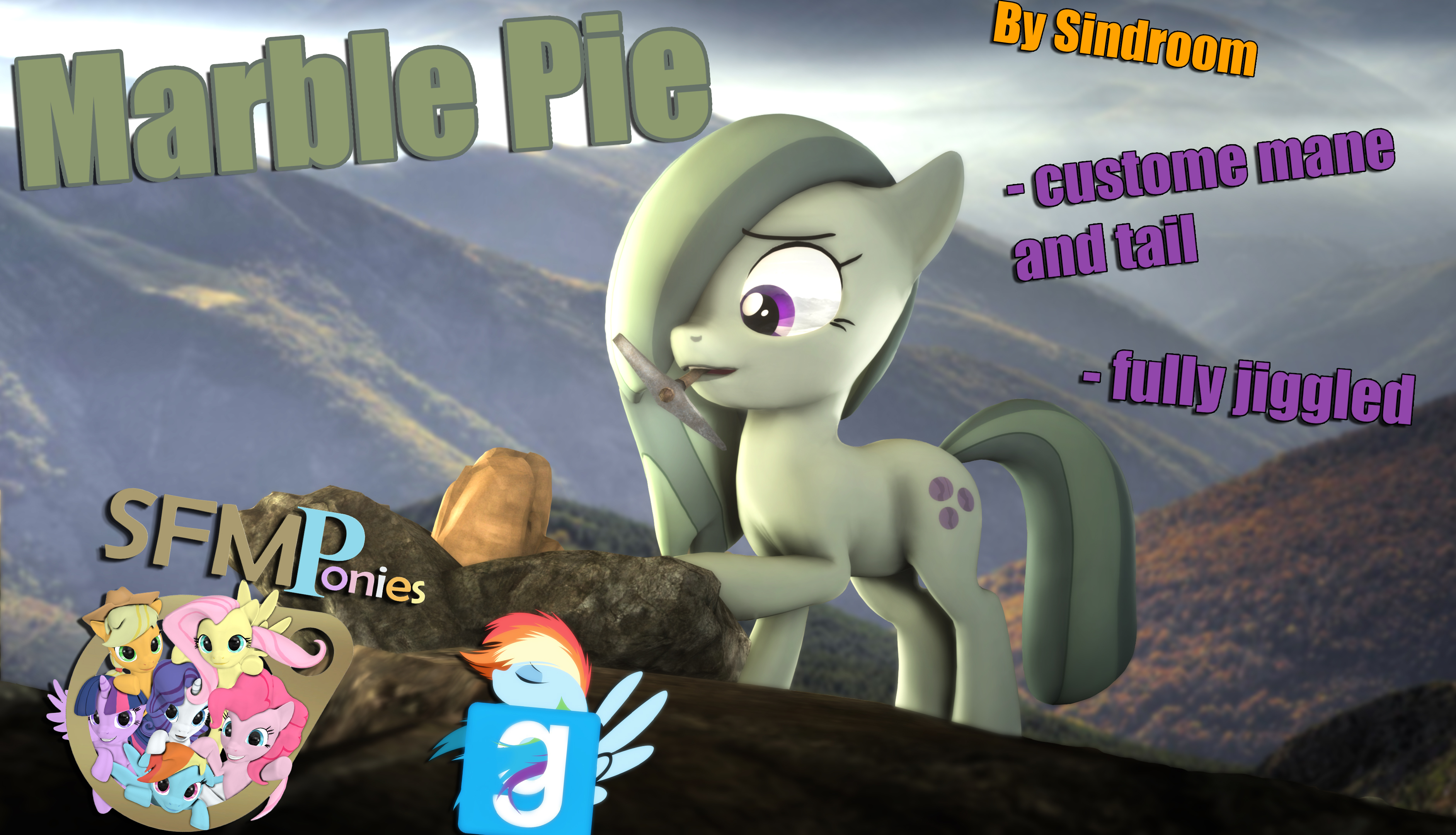 Steam Workshop  Pony Overhaul Filly Pack