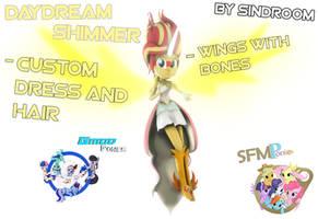 [SFM/Gmod/Source] Daydream Shimmer v1.0 by Sindroom