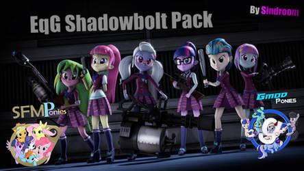 [SFM/Gmod] EqG Shadowbolts Pack v1.2