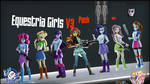 [SFM/Gmod] Equestria Girls V3.1