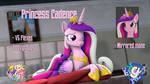 [SFM/Gmod] Princess Cadence V1.1 by Sindroom