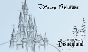 Disney Logo Brushes