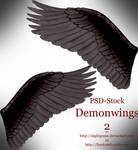 Demonwings 2 - PSD Stock