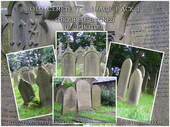 Old Graveyard - Grouped Stones