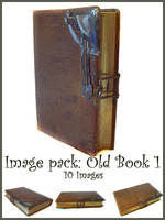 Old Book - Image Pack by nightgraue