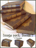 Old Books - Image Pack