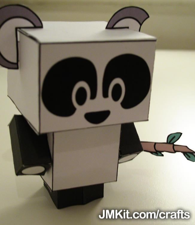 Boo Cubee by JinxBunny