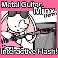 Metal Minx - Flash by JinxBunny