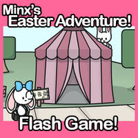 Minx's Easter Adventure by JinxBunny