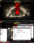 WoW: Horde Vista Theme -Red-