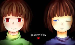 [UNDERTALE] Determination