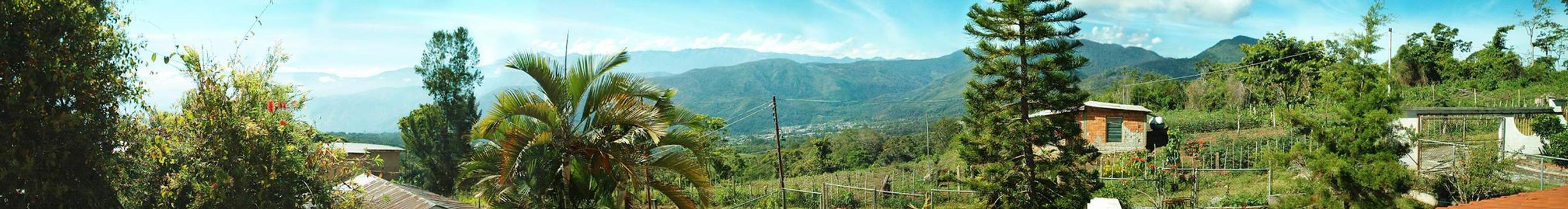 PANORAMICA ANDES VENEZOLANOS by gabi-isea