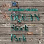 Ocean Stock Png Pack