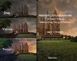 Castle Premade Pack by KarahRobinson-Art