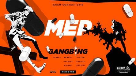 Banner AMV - GANGB NG - Aram 2019