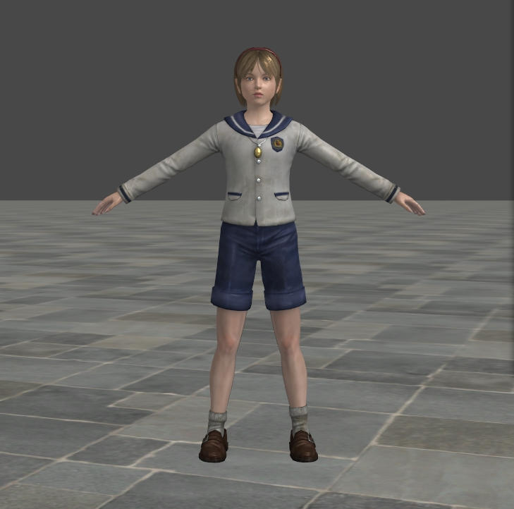 Request Models for XNALara (v2) [Archive] - Page 15 - www