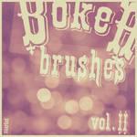 bokeh new brushes