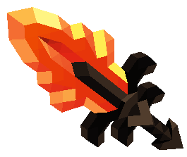 tartarite sword / rusty phoenix blade by tigr3ss
