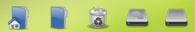 Pellucid - Linux Icons