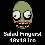 Salad Fingers by lehighost