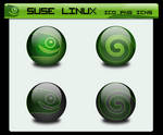 OpenSUSE Icons - Linux