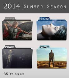 2014 Summer Season Folders