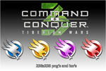 Command And Conquer 3 Icons