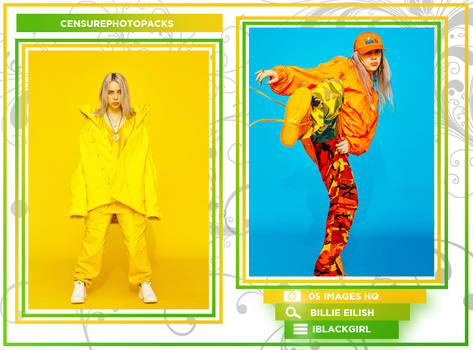 // PHOTOPACK 2145 - BILLIE EILISH //