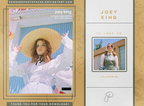 // PHOTOPACK 5107 - JOEY KING //