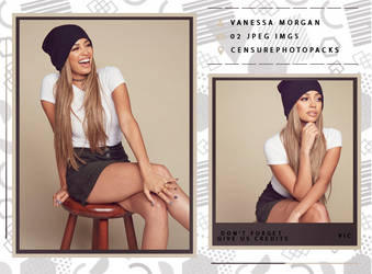 // PHOTOPACK 5879 - VANESSA MORGAN // by censurephotopacks