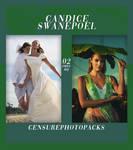 PHOTOPACK 7356   CANDICE SWANEPOEL by censurephotopacks