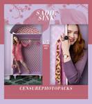 PHOTOPACK 7366   SADIE SINK by censurephotopacks