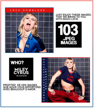 Photopack 9244 .::: Miley Cyrus