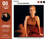 Photopack 11244 . Gillian Anderson