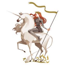 unicorn (animated)