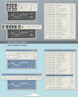 xpmc Modern Winamp by dbernar1